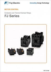 03 Contactors and Thermal Overload Relays FJ series