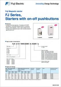 06 Fuji Magnetic starter FJ Series