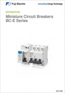 07 Miniature Circuit Breakers BC - E series