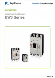 08 Molded Case Circuit Breakers BW0 Series