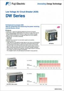 12 Low Voltage Air Circuit Breaker (ACB) DW SERIES