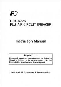 19 BT3 Instruction Manual